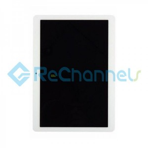 For Huawei MediaPad T3 10.0 LCD Screen and Digitizer Assembly Replacement - White - Grade S