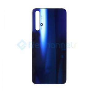 For Huawei Nova 5T Battery Door Replacement - Crush Blue - Grade S+