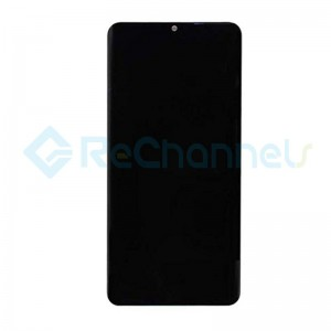 For Huawei P30 Pro LCD Screen and Digitizer Assembly Replacement - Black - Grade S+