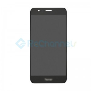 For Huawei Honor 8 LCD Screen and Digitizer Assembly Replacement - Black - Grade S+