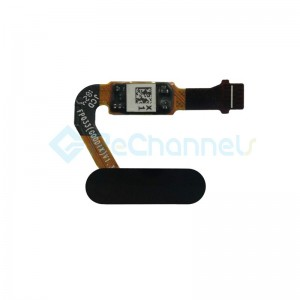 For Huawei Mate 10 Home Button Flex Cable Replacement - Black - Grade S+