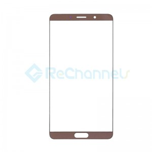 For Huawei Mate 10 Front Glass Lens Replacement - Mocha Brown - Grade S+