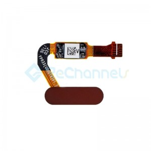 For Huawei Mate 10 Home Button Flex Cable Replacement - Mocha Brown - Grade S+