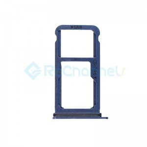 For Huawei Mate 10 SIM Card Tray Replacement - Deep Blue - Grade S+