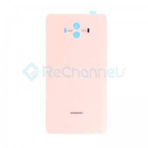 For Huawei Mate 10 Battery Door Replacement - Pink - Grade S+