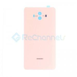 For Huawei Mate 10 Battery Door Replacement - Pink - Grade S+