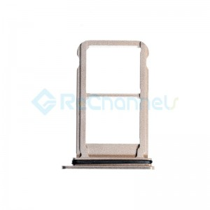 For Huawei Mate 10 Pro SIM Card Tray Replacement - Pink Gold - Grade S+