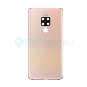 For Huawei Mate 20 Battery Door Replacement - Cherry Gold - Grade S+