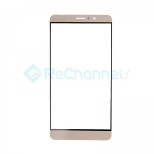 For Huawei Mate 9 Front Glass Lens Replacement - Gold - Grade S+