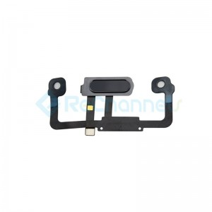 For Huawei Mate 9 Pro Home Button Flex Cable Replacement - Black - Grade S+