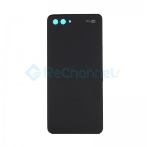 For Huawei Nova 2S Battery Door Replacement - Black - Grade S+