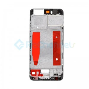 For Huawei P10 LCD Supporting Frame Replacement - Black - Grade S+