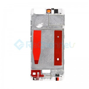 For Huawei P10 LCD Supporting Frame Replacement - White - Grade S+