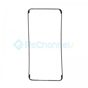 For Huawei P10 Plus Front Housing Frame Replacement - Black - Grade S+