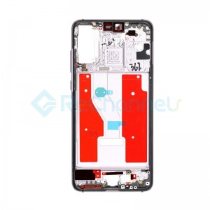 For Huawei P20 Pro Front Housing with Frame Replacement  - Twilight - Grade S+