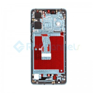 For Huawei P30 Rear Housing Replacement - Aurora - Grade S+