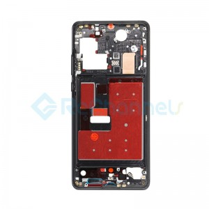 For Huawei P30 Pro Rear Housing Replacement - Black - Grade S+