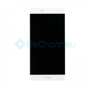 For Huawei P9 Plus LCD Screen and Digitizer Assembly Replacement - White - Grade S+