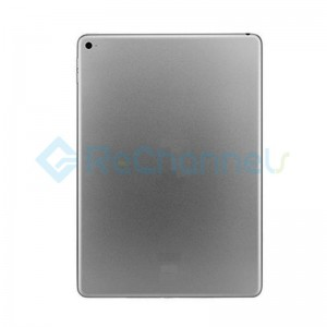 For iPad (6th Gen) Rear Housing Replacement (Wi-Fi) - Space Gray - Grade S