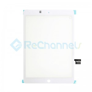 For Apple iPad 10.2 7th Generation Digitizer Touch Screen Replacement (A2198, A2200) - White - Grade S+