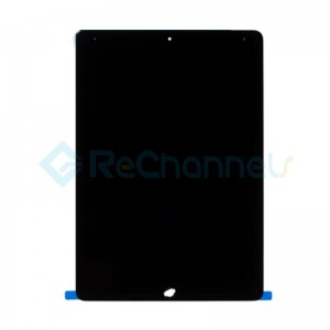 For Apple iPad Air 3 LCD Screen and Digitizer Assembly Replacement - Black - Grade S+