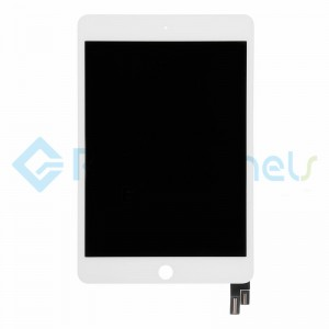 For Apple iPad Mini 4 LCD Screen and Digitizer Assembly Replacement - White - Grade S+