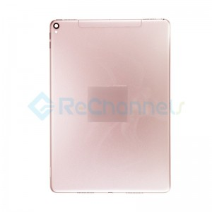 For iPad Pro 10.5 Rear Housing Replacement (Wi-Fi + Cellular) - Rose - Grade S