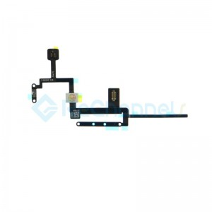 For iPad Pro 12.9 (2nd Gen) Power Button Flex Cable Replacement - Grade S+