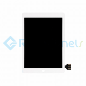 For Apple iPad Pro 9.7 LCD Screen and Digitizer Assembly Replacement - White - Grade S+