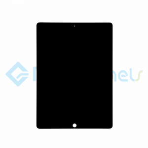 For Apple iPad Pro 12.9 LCD Screen and Digitizer Assembly Replacement - Black - Grade S+