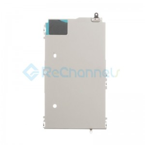 For Apple iPhone 5S LCD Back Plate with Heat Shield Replacement - Grade S+