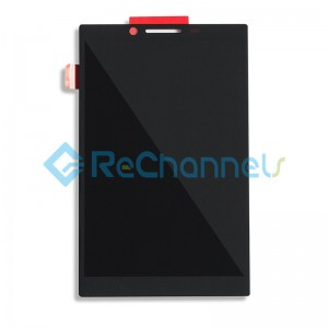 For Blackberry KEY2 LCD Screen and Digitizer Assembly Replacement - Black - Grade S+