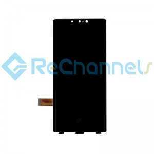 For Huawei Mate 30 Pro LCD Screen and Digitizer Assembly Replacement - Black - Grade S+