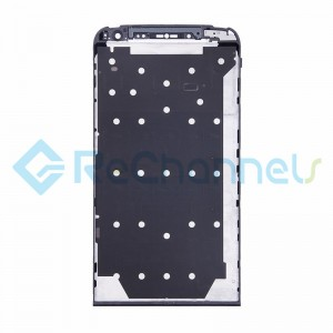 For LG G5 Front Housing Replacement - Black - Grade S+