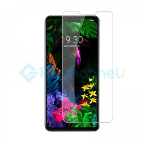 For LG G8 ThinQ Tempered Glass Screen Protector Replacement (Without Package) - Grade R