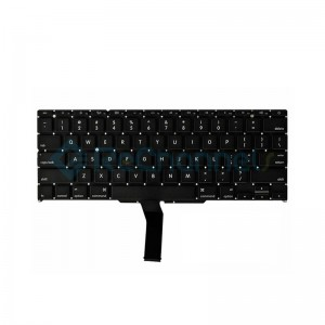 """For MacBook Air 11"""" A1465 (Mid 2012 - Early 2015) Keyboard (US English) Replacement - Grade S+"""