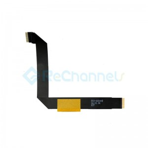 """For MacBook Air 13"""" A1466 (Mid 2013 - Early 2015) Trackpad Cable #593-1604-B Replacement - Grade S+"""