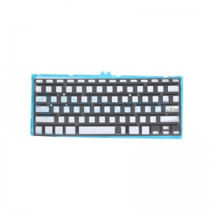 """For MacBook Air 13"""" A1466 (Mid 2012 - Early 2015) Keyboard Backlight (US English) Replacement - Grade S+"""