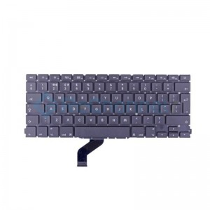 "For MacBook Air 13"" A1466 (Mid 2012 - Early 2015) Keyboard (British English) Replacement - Grade S+"