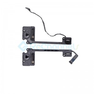 """For MacBook Pro 13"""" A1502 (Late 2013 - Early 2015) Left & Right Speaker Replacement - Grade S+"""