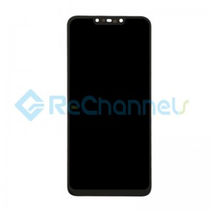 For Huawei Mate 20 Lite LCD Screen and Digitizer Assembly Replacement - Black - Grade S+