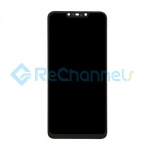 For Huawei Mate 20 Lite LCD Screen and Digitizer Assembly Replacement - Black - Grade S