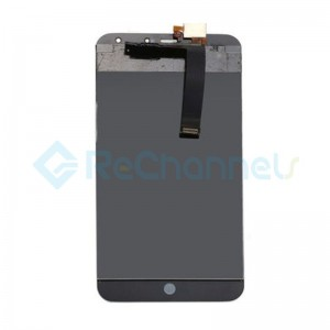 For MEIZU MX4 LCD Screen and Digitizer Assembly Replacement - White - Grade S+