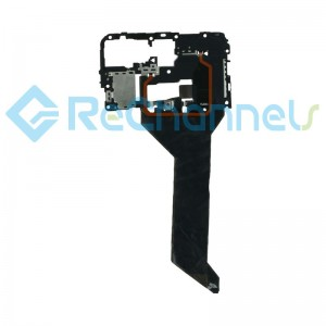 For Huawei Honor View 20 Motherboard Retaining Bracket with NFC Replacement - Grade S+