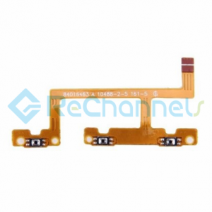For Motorola Moto X Play Power Button and Volume Button Flex Cable Ribbon Replacement - Grade S+