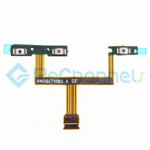 For Motorola Moto X Power Button Flex Cable Ribbon Replacement - Grade S+