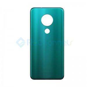 For Nokia 7.2 Battery Door Replacement - Cyan Green - Grade S+