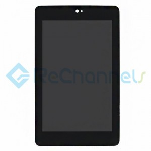 For Asus Google Nexus 7 Tablet (2012) LCD Screen and Digitizer Assembly Replacement - Grade S+