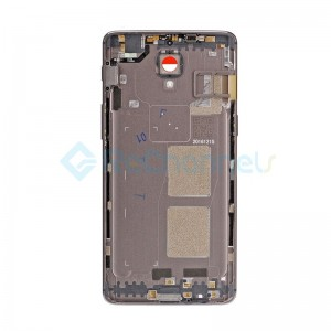 For OnePlus 3 Rear Housing Replacement - Gray - Grade S+