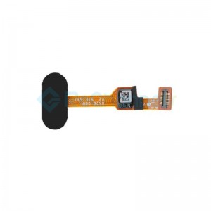 For OnePlus 5 Home Button Flex Cable Ribbon Replacement - Black - Grade S+